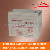 High quality energy storage solar cell battery 12V 70AH