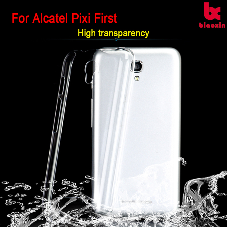 2D Blank Sublimation Cell Phone Cover for Alcatel Pixi First,Promotion Free Sample Mobile Phone Case