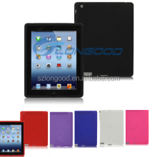 Soft Silicon Material and 9.7 inch Size Tablet Bumper Cover Cases For ipad