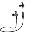 Wallytech T01 Sports Wireless earphone for microphone and volume remote Bluetooth headphone