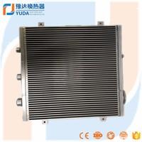 metal stable quality gas cylinder filling compressor cooler