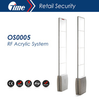 ONTIME OS0005 Hot sell EAS security antennas acrylic safety alarm guard system equipment 8.2mhz rf antishoplifting system