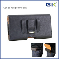[GGIT] Classic Blet Leather Pouch Cover For Universal Phone Case