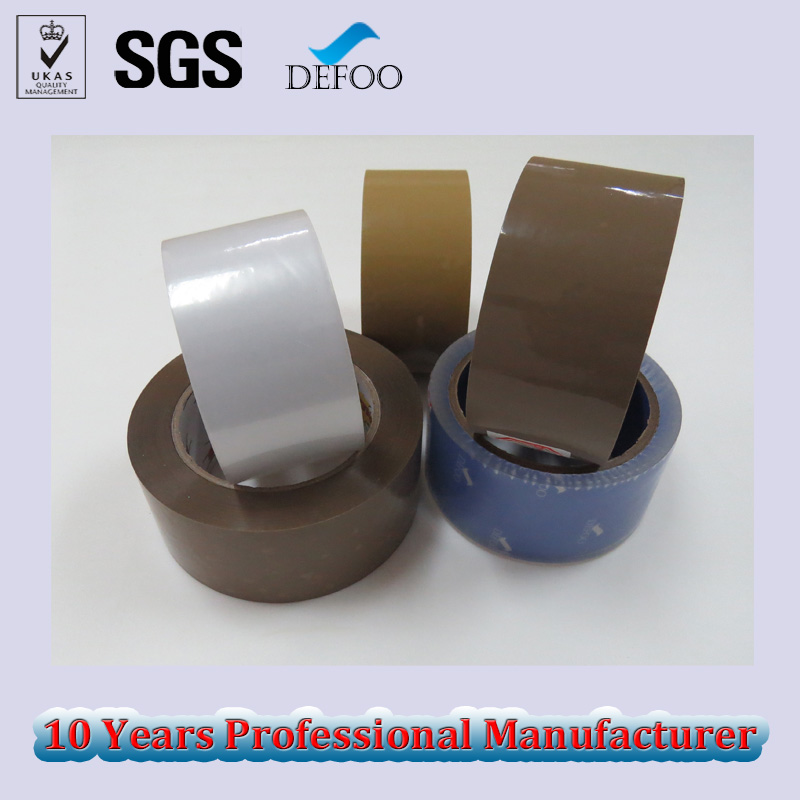 Top Quality Brown Color Opp Adhesive Packing Tape