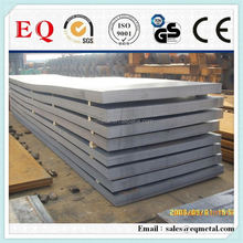 Competitive price steel plate industry use metal coated steel plate carbon steel plate/sheet