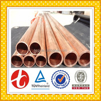 Hot selling C11600 Copper pipe/tube