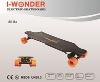 I-WONDER CE Certified Lithium Battery Remote Control SK-B2 1200W Electric Skateboard/ Electric Longboard