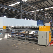 Edge winding machine Hexagonal Wire Net Edge Winding Machine for Gabion