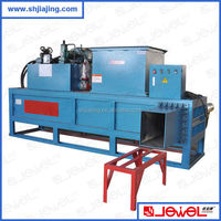 High speed horizontal woodchip balers with CE certificate