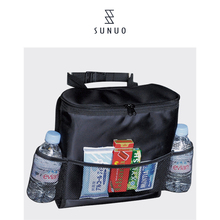 New Style Waterproof Aluminum Foil Food Delivery Cooler Bag For Car