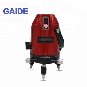 Factory new multi line rotary self leveling red beam self adjusting stability laser levels