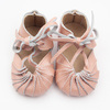 Baby leather shoes for 2016 new design child sandals
