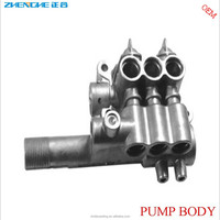 China Ningbo aluminum die casting high pressure washer parts by OEM