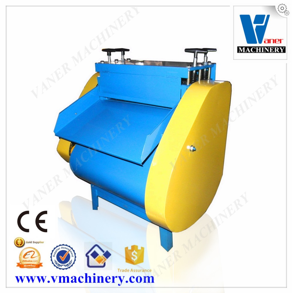 V-KOF 1-55mm electric automatic cable stripping machine scrap copper wire stripper machine