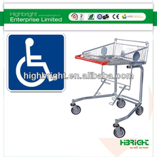 disabled trolley