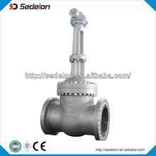 Stainless Steel 316/LCB Flexible Wedge Flanged Gate Valve