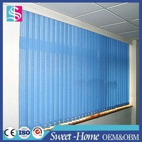 latest sheer vertical blinds for home,hotel,office fashion designs style