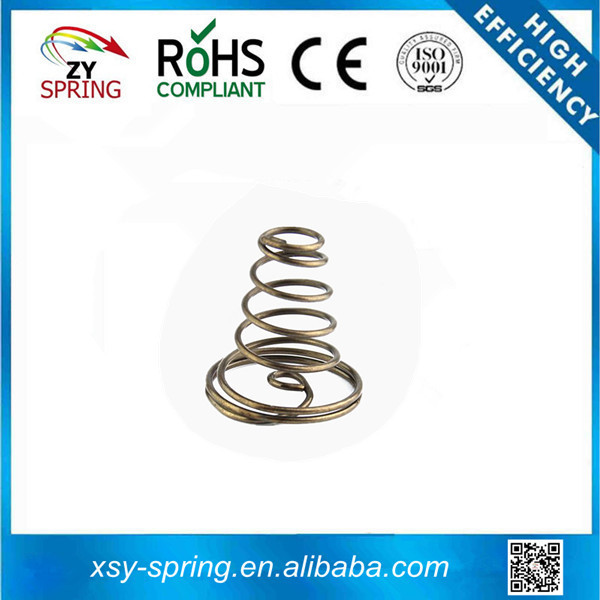 2.0mm electrical fans used conical battery springs