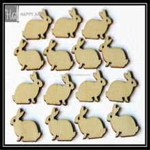 Unfinished Wooden Chicken Die Cuts Wooden Shapes