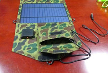 Folding Solar Panel Charger Bag/ Portable Folding Solar Panel Kits