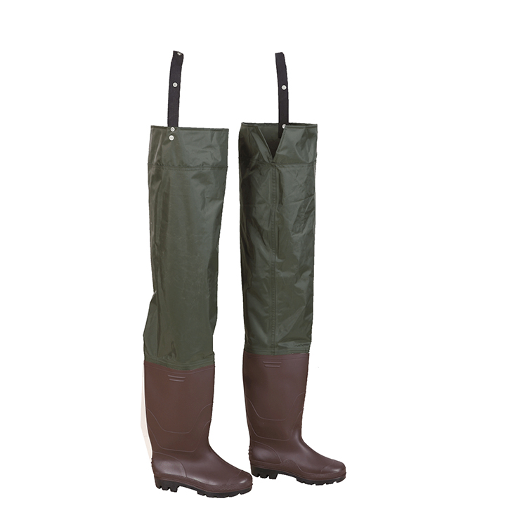 Hip wader fishing wader fishing boots buy fishing boots for Hip boots for fishing