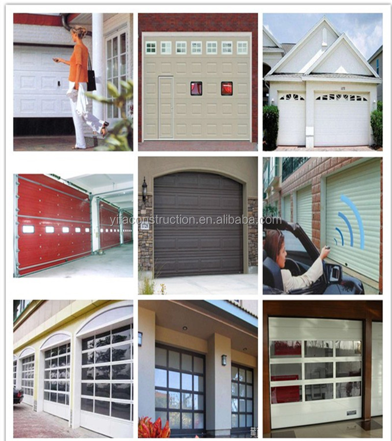 china wholesale steel garage door