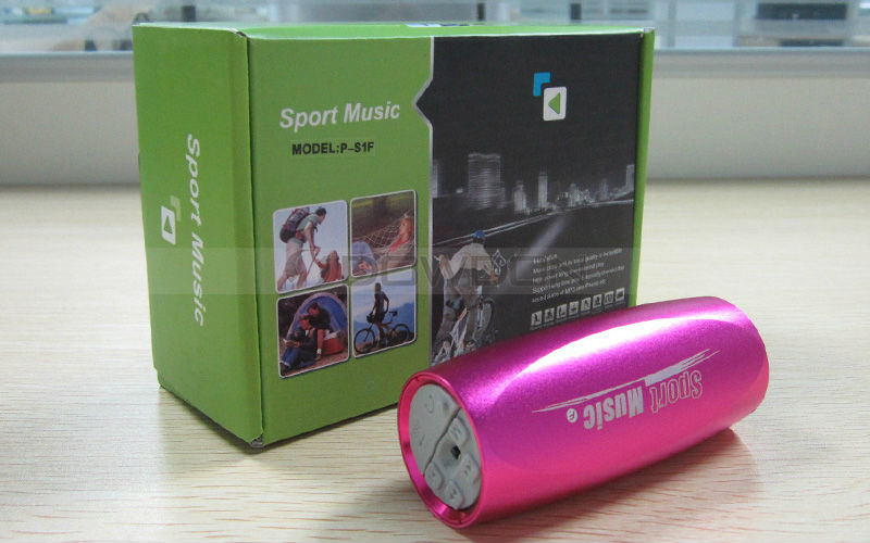 Mini Speaker Sports Music player Mini Bicycle Sound Box MP3 Player Speaker FM Radio TF