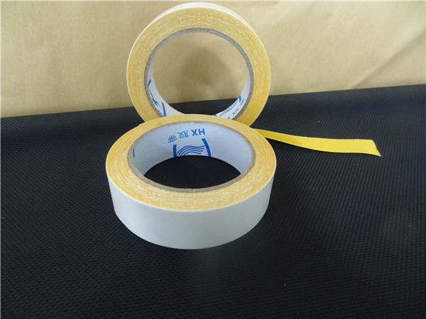 280mic waterproof heat resist no residual glue double sided carpet seaming tape for fixing