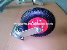 "8"" fixed and swivel industrial casters wheel"