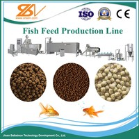 Factory price for sale Floating fish food extruder