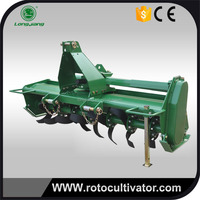 agriculture cultivator rotary tiller for farm tractor