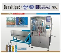 Automatic Filling machine-Structural glazing sealant, Glass sealant