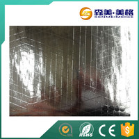 Aluminum Foil pipe insulation cladding