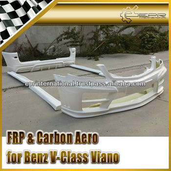 For Mercedes Benz Viano V-Class (12~) WA Style Full Bumper Body Kit