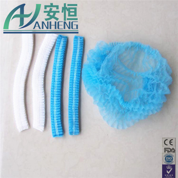 Hot selling pp clip cap use for Hotel Lab Beauty pp clip cap bouffant mop cap