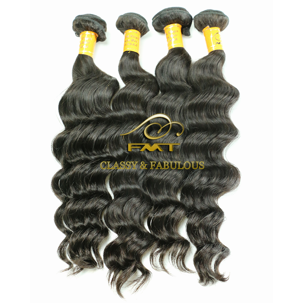 100% Natural Unprocessed Grade 7A Real Mink Brazilian Hair Style pictures