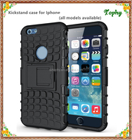 Double protective durable cell phone cases made in China