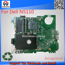 0G8RW1 system board for Dell N5110 Laptop motherboard intel ddr3 integrated