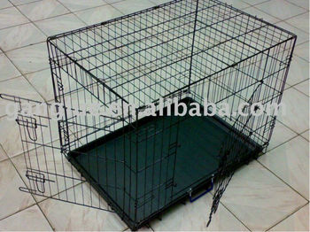 pet life dog cage