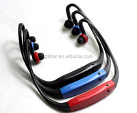 bluetooth sport headset FM radio 3 in 1 TF card bluetooth sport headset