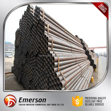 High quality and durable steel ERW boiler tube steel pipe material
