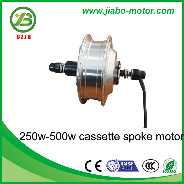 JB-104C cassette high power brushless 500w e bike hub motor 48v