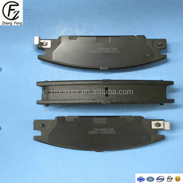 FMSID363 Car auto spare parts brake pads GDB3161 94483220 brake pads For FORD