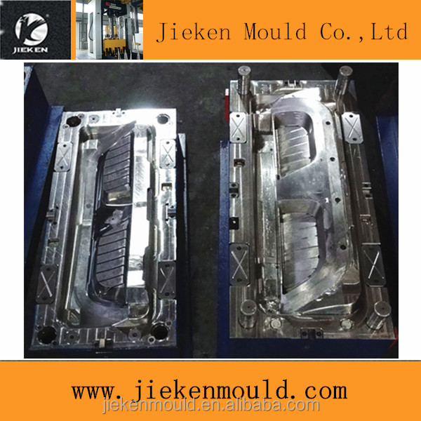 plastic car front bumper/car parts mould making machine