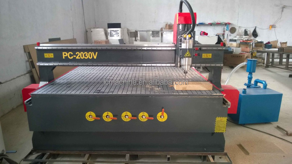 large working size cnc router 2030 for wood