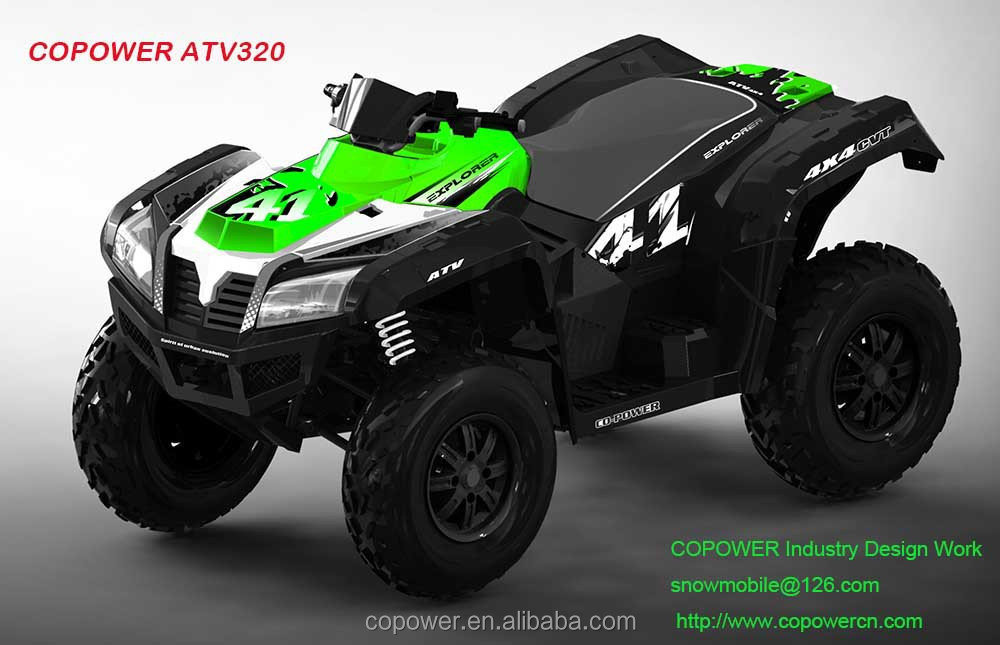 320cc Tracked ATV Snowmobile (Direct factory)