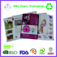 Cheap price customized catalogue printing with perfect printing book