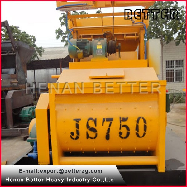 1 bag concrete mixer,concrete mixer0.75m3,high quality concrete mixer for sale