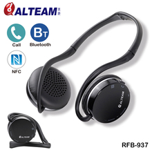 Top sell sports stereo wireless bluetooth neckband stereo headset