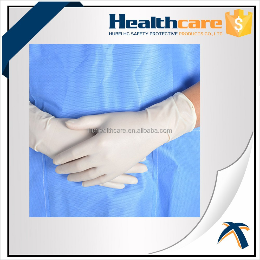 Disposable Latex Examination Glove